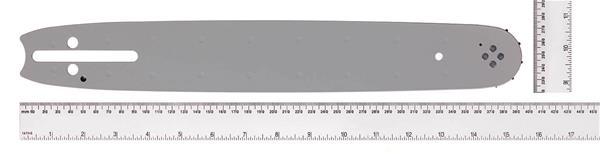 Schwert BRO052 für McCulloch Kettensäge 38cm