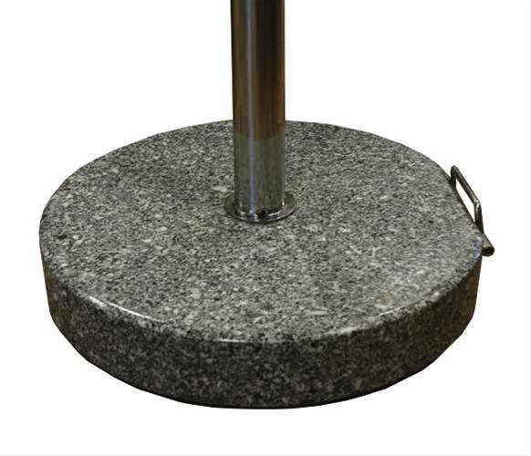 sonnenschirmst nder granit 30 kg 28 50 mm ebay. Black Bedroom Furniture Sets. Home Design Ideas