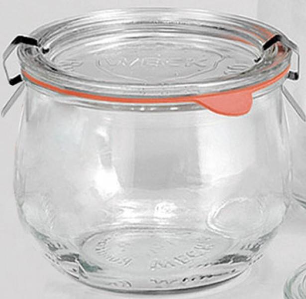 einmachglas einkochglas 0 5 l weck 4er pack ebay. Black Bedroom Furniture Sets. Home Design Ideas