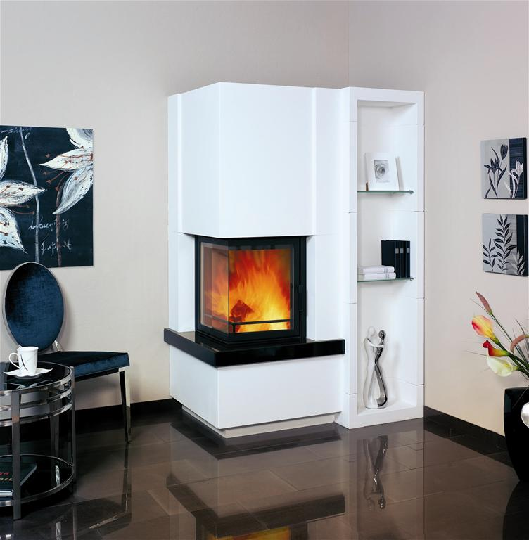 kaminbausatz hark easy 500 mit regal u radiante 500 57 k granit 8 kw ebay. Black Bedroom Furniture Sets. Home Design Ideas