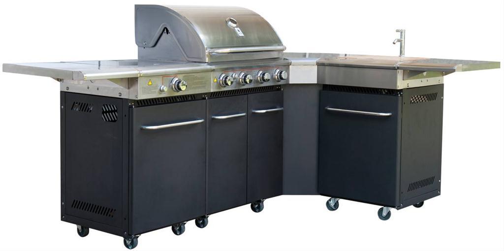 activa profiline grillkorb f r spanferkelgrill 120x8x18 5cm. Black Bedroom Furniture Sets. Home Design Ideas