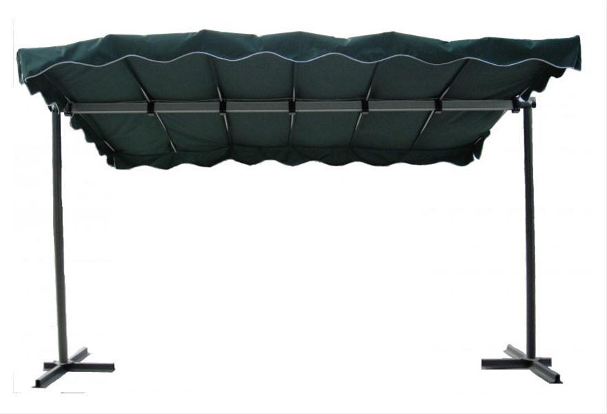 leco sonnenschutz design doppelmarkise schwarz natur. Black Bedroom Furniture Sets. Home Design Ideas