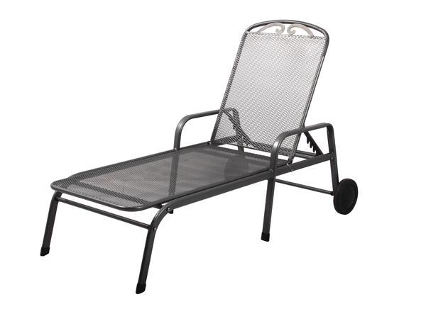 gartenliege streckmetall preisvergleiche erfahrungsberichte und kauf bei nextag. Black Bedroom Furniture Sets. Home Design Ideas