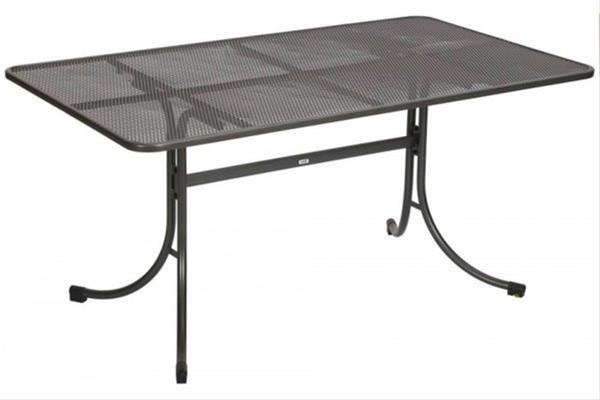 mwh gartenm bel balkonm bel set cafe latte streckmetall eisengrau ebay. Black Bedroom Furniture Sets. Home Design Ideas