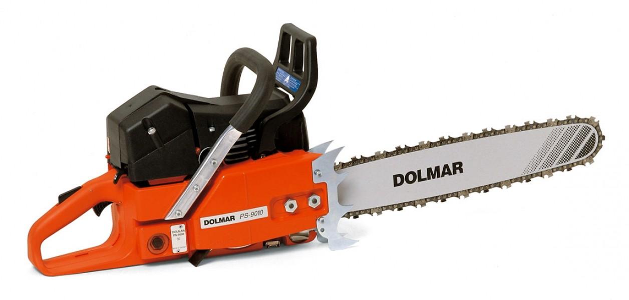 Benzin Kettensäge / Motorsäge Dolmar PS-9010 74cm 3/8