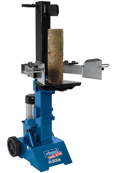 scheppach holzspalter hydraulikspalter hl800e 8t 3 3kw. Black Bedroom Furniture Sets. Home Design Ideas