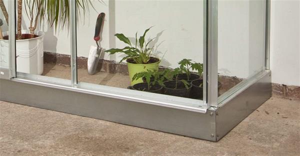 gew chshaus juliana altan 2 0 91m alu 3mm blankglas ebay. Black Bedroom Furniture Sets. Home Design Ideas