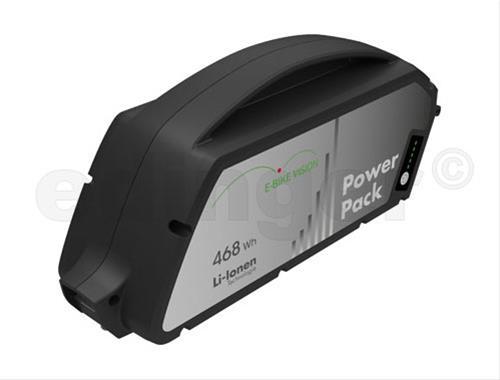 Ersatzakku Power Pack Li-Ion UR 36V / 13Ah E-Bike mit Bosch Antrieb