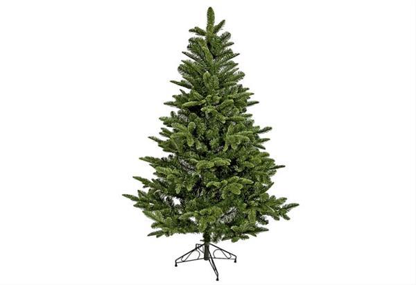 weihnachtsbaum k nstlich mini tannenbaum h 45 cm gr n. Black Bedroom Furniture Sets. Home Design Ideas