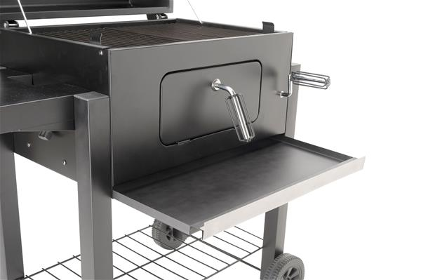 Landmann Holzkohlegrill Grillchef : Grill chef holzkohlegrill holzkohle grillwagen cm ebay