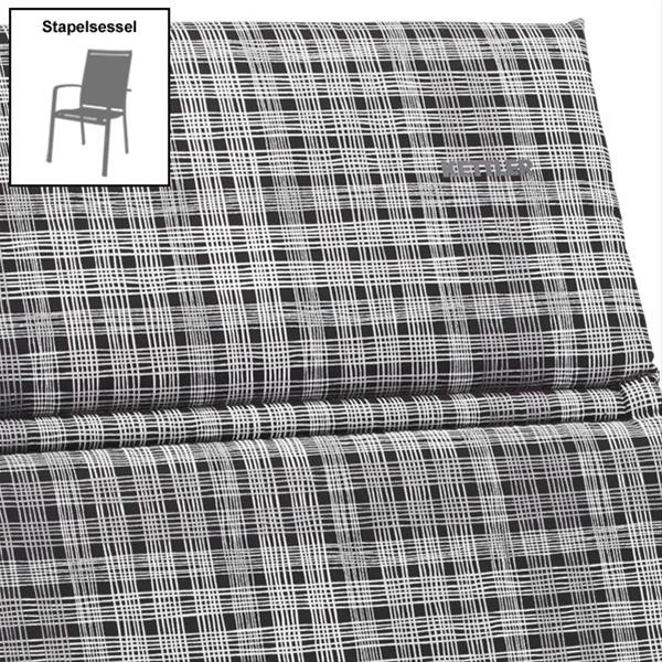 Détails sur Kettler Coussin/édition pour mobilier de jardin lot fauteuil  dessin 790- afficher le titre d\'origine