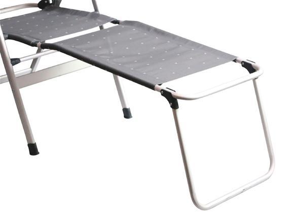 beinauflage lang clipsystem f r belsol campingstuhl. Black Bedroom Furniture Sets. Home Design Ideas
