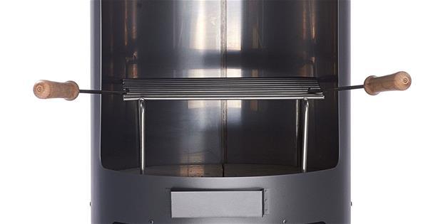 wellfire grilleinsatz mit feuerrost grillrost f r. Black Bedroom Furniture Sets. Home Design Ideas