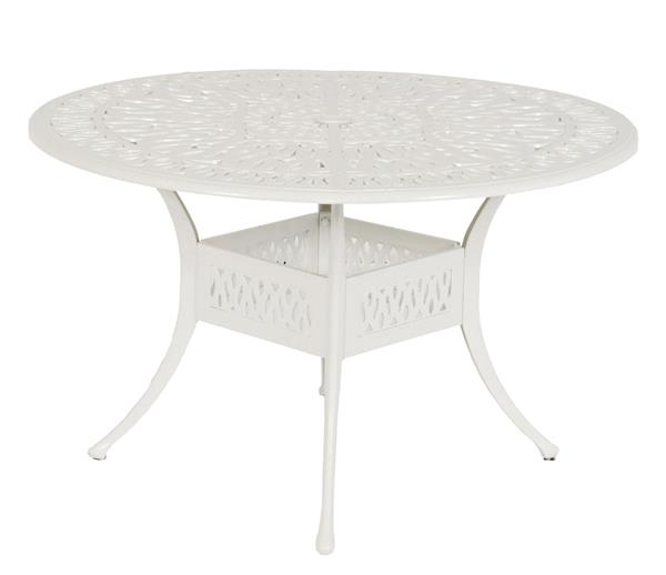 gartenbank amalfi stracciatella 2 sitzer alu wei ebay. Black Bedroom Furniture Sets. Home Design Ideas