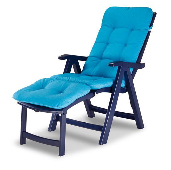 Gartenliege kunststoff blau - Best gartenliege ...