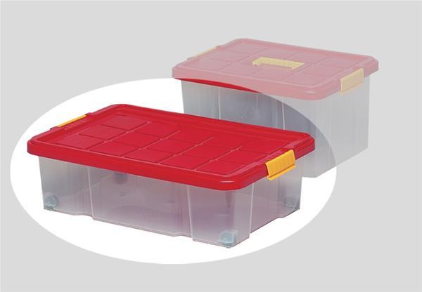 unterbettbox mit rollen homestyle unterbettbox 60x40x18cm 4008874211658 ebay. Black Bedroom Furniture Sets. Home Design Ideas
