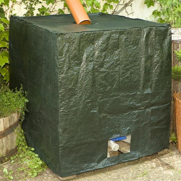 noor ibc container cover f r 1000l container preisvergleich g nstig kaufen bei. Black Bedroom Furniture Sets. Home Design Ideas