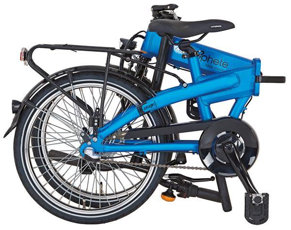 elektrofahrrad e bike klapprad alu faltrad navigator 7 2. Black Bedroom Furniture Sets. Home Design Ideas