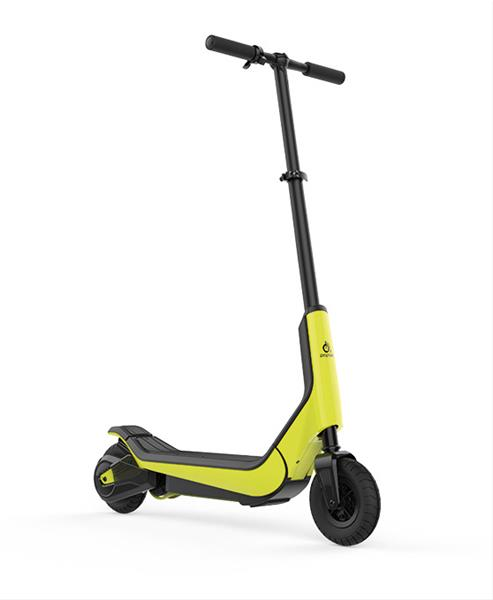 E-Scooter / Elektro Cityroller lemon grün 8 - Prophete 58027-5521