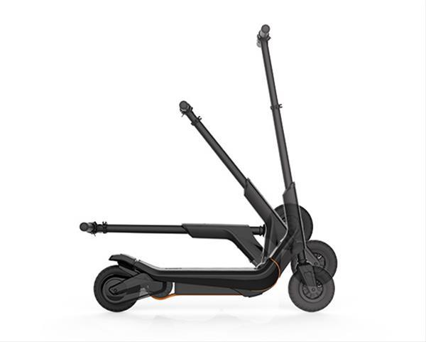 e scooter elektro cityroller wei 8 prophete ebay. Black Bedroom Furniture Sets. Home Design Ideas