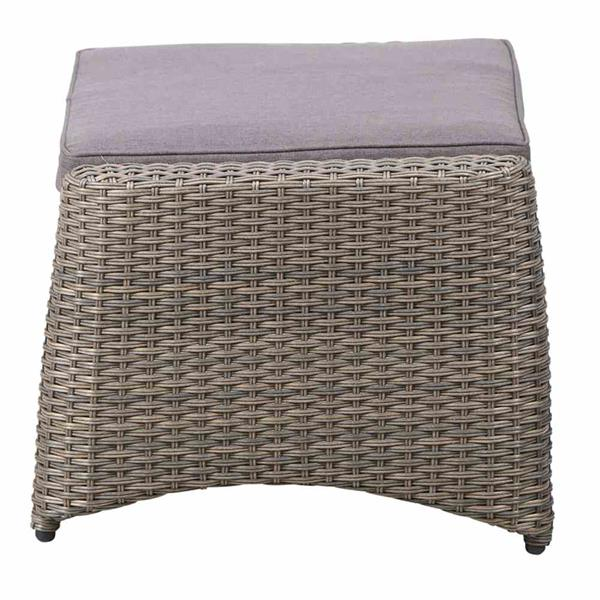 siena garden casual dining gartenhocker teramo polyrattan. Black Bedroom Furniture Sets. Home Design Ideas