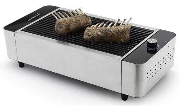 tischgrill rauchfreier grill barbecook karl mit tasche 41 5x23 2cm ebay. Black Bedroom Furniture Sets. Home Design Ideas