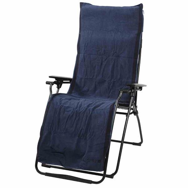 Lafuma Relaxliege Futura Xl Air Comfort Stahl Schwarz Taupe Ebay