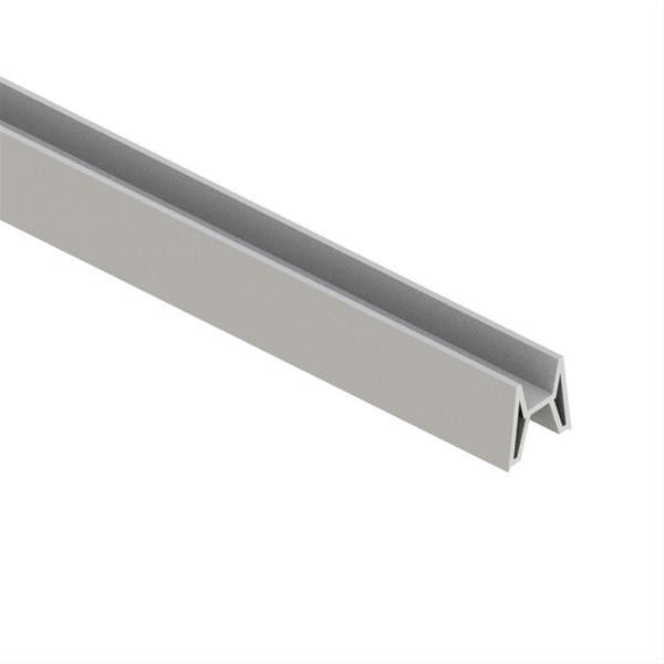 Adapterleiste TraumGarten für System Dekorprofil anthrazit 180cm